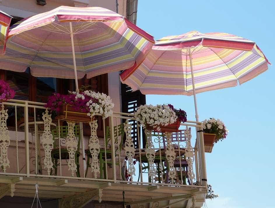 I malý balkón může být plnohodnotným místem pro trávení volné času, pixabay.com