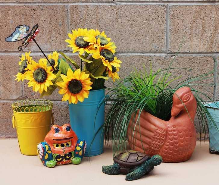 Letní dekorace do bytu, pixabay.com