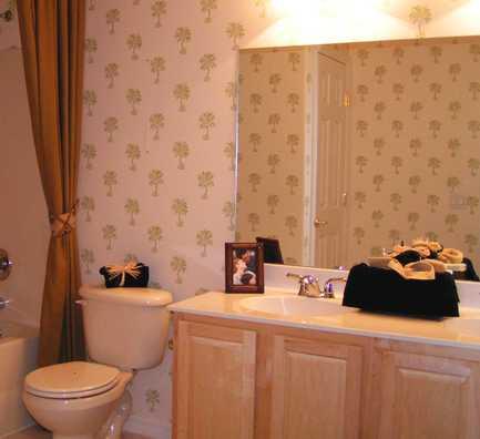 Jiné osvětlení by této koupelně udělalo lepší službu, freeimages.com - Vera Berard