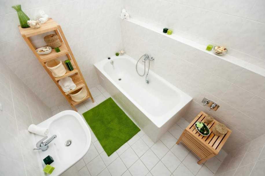 Sladěné doplňky koupelnu sjednotí, flickr.com