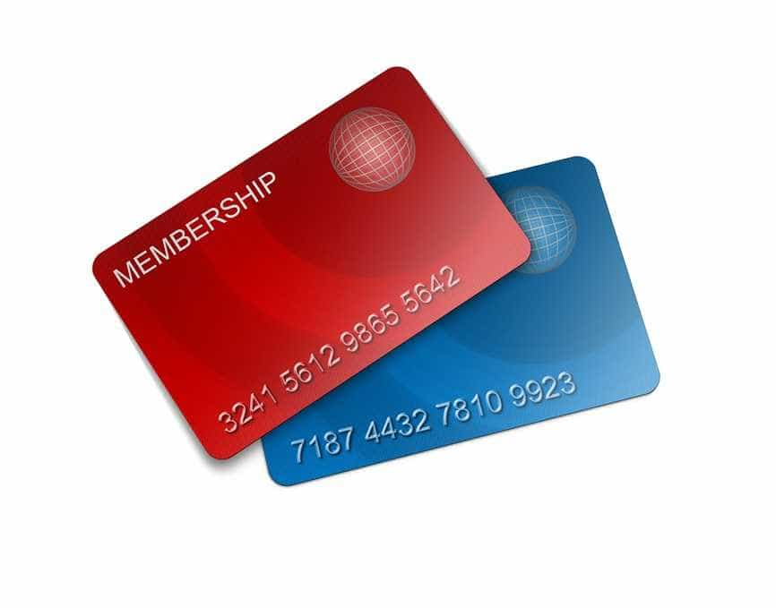 Nemáte-li škrabku, použijte nepotřebné klubové kartičky, pixabay.com