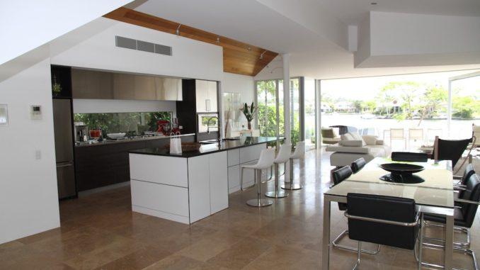 Obývák S Kuchyní Inspirace Pro Každého Harmonie Design