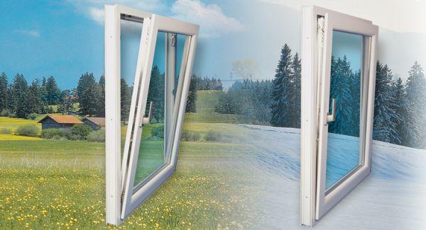 Ventilace okno plastik